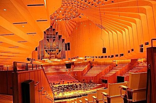 la Casa de la Ópera de Sidney 4
