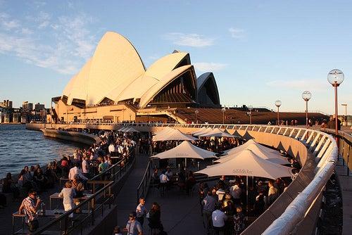 la Casa de la Ópera de Sidney 5
