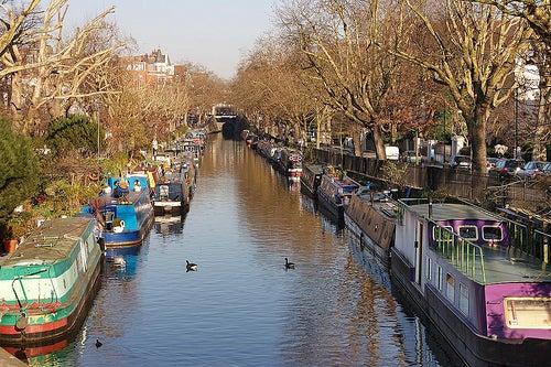 Little Venice, uno de los lugares más pintorescos de Londres