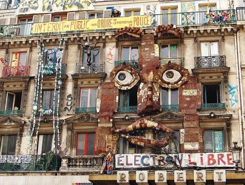 El 59 Rivoli y el mural Je t'aime, dos lugares secretos con mucho arte de París