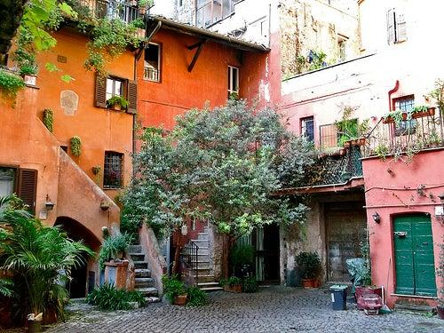 Campo de´Fiori y arco Degli Acetari, dos secretos lugares de Roma