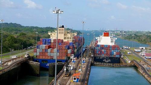 El Canal de Panamá, una maravillosa obra moderna