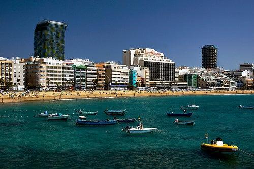 Ven a disfrutar del encanto de Las Palmas de Gran Canaria