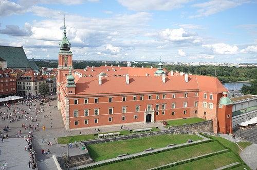 El Castillo Real de Varsovia, uno de los más bellos palacios de Polonia