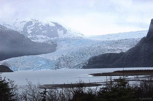 Glaciar Mendenhall 2