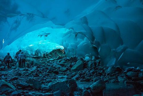 Glaciar Mendenhall 4