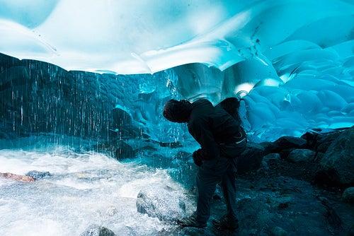 Glaciar Mendenhall 5