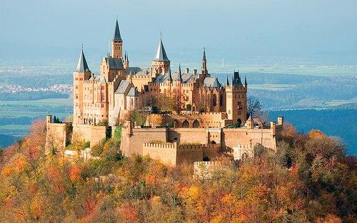 Hohenzollern, uno de los más espectaculares Castillos de Alemania