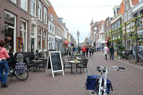 De visita a Hoorn, una bella ciudad de los Países Bajos