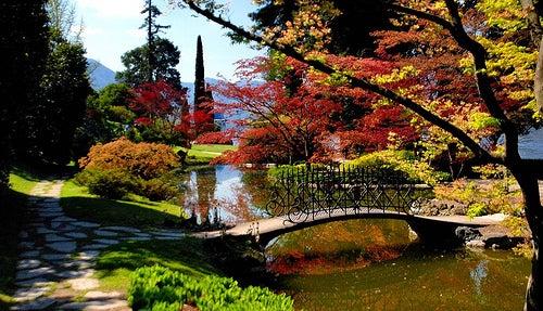 Los Jardines de Villa Melzi en Italia, toda una belleza excepcional