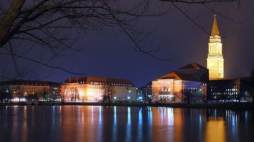 La hermosa ciudad de Kiel, uno de los interesantes destinos de Alemania