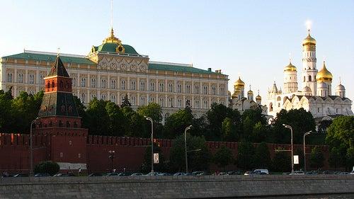 El Kremlin de Moscú, una impresionante obra del poderío ruso