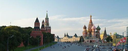 Kremlin de Moscú 2