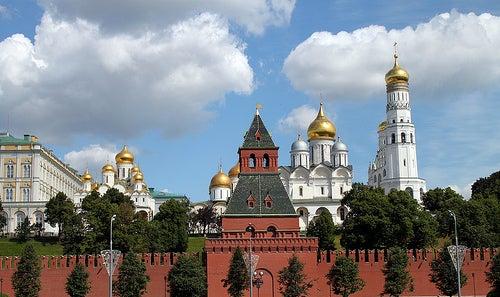 Kremlin de Moscú 3