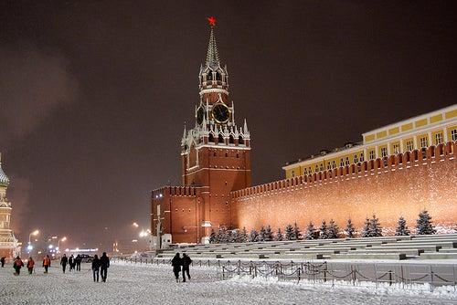 Kremlin de Moscú 5