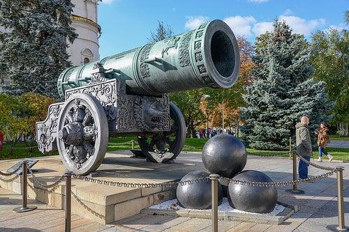Kremlin de Moscú 6