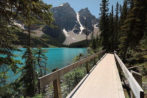 Lago Moraine 3