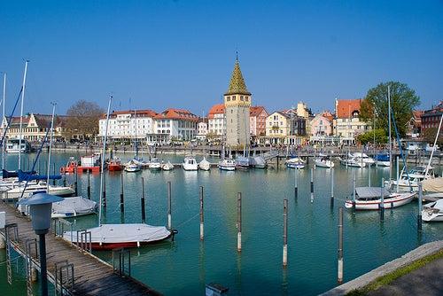 Ven a conocer Lindau, una hermosa ciudad de Alemania