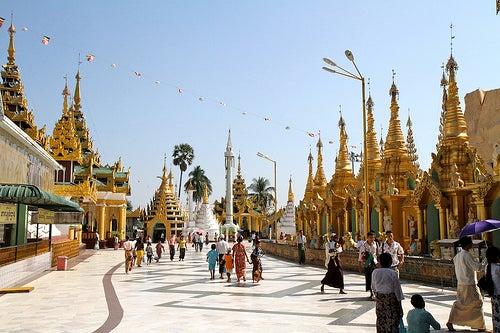 Pagoda Shwedagon 2