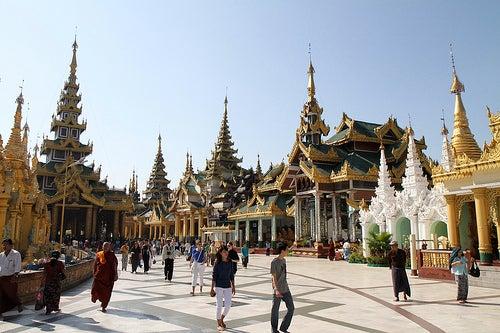 Pagoda Shwedagon 3