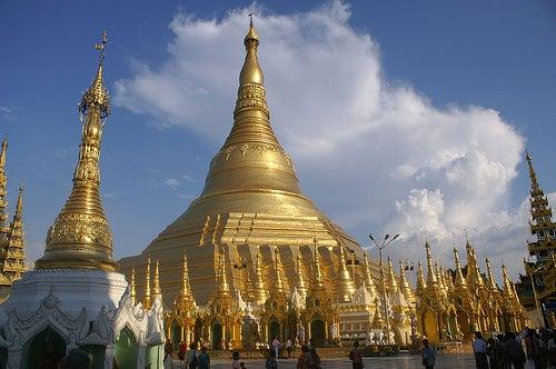 Pagoda Shwedagon 4