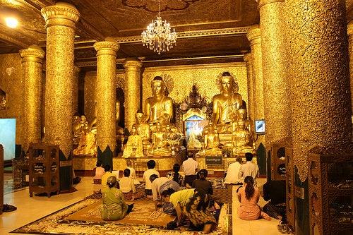 Pagoda Shwedagon 5