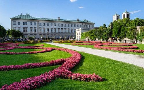 El increíble Palacio de Mirabell en Austria, un deleite para los sentidos