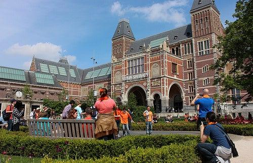 El Museo Rijksmuseum en Ámsterdam, el guardián de la historia y el arte