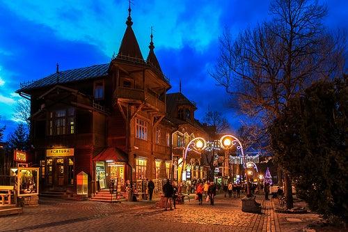 Zakopane, una de las más bellas zonas de Polonia