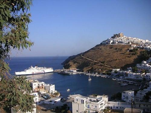 La preciosa isla griega de Astipalea, unparaíso natural