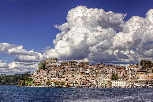 Bracciano en Italia, una localidad de ensueño a orillas de un lago