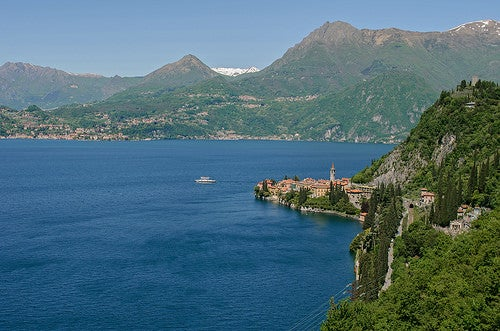 Griante en Italia, el paraíso de los poetas