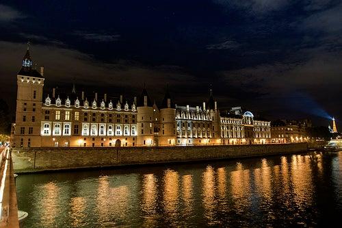 La Conciergerie en París, donde María Antonieta pasó sus últimos días