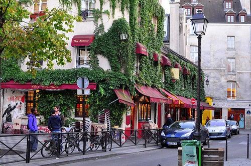 Le Marais, el barrio histórico más cosmopolita de París