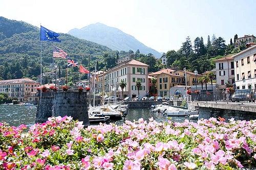 La localidad italiana de Menaggio, un paraíso en el Lago Como