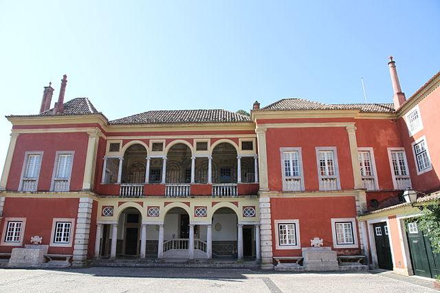 Palacio Fronteira 4