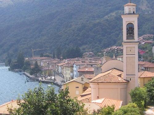 Riva di Solto en Italia, un auténtico paraíso