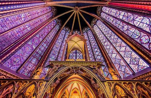 La Sainte Chapelle de París, la Capilla más bella del mundo