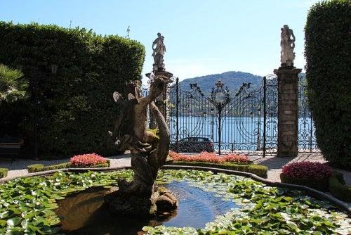 Villa Carlotta en Italia, la belleza de un lugar en el cielo
