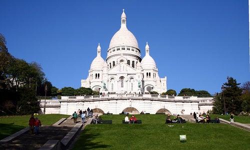 La Basílica del Sacre Coeur, el segundo lugar más visitado de París