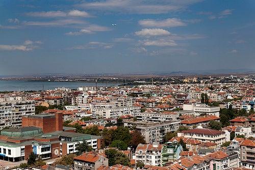 El encanto de Burgas, una hermosa ciudad de Bulgaria