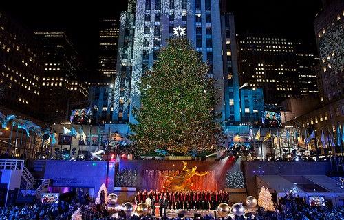 El fastuoso Centro Rockefeller en Nueva York
