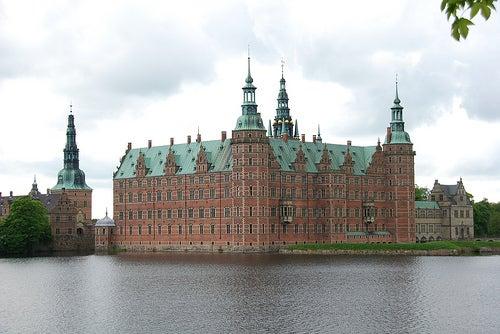 El Castillo de Frederiksborg, uno de los grandes monumentos de Dinamarca