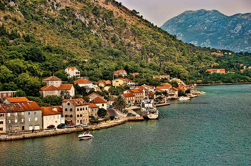 De visita a la espléndida Kotor, una hermosa ciudad de Montenegro