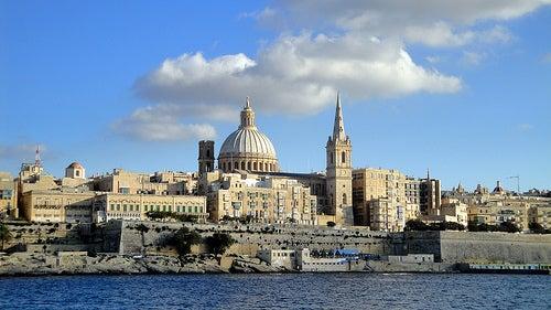La Valeta, lugar de ensueño de la isla de Malta