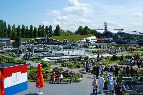 Madurodam, uno de los bellos e interesantes parques en La Haya