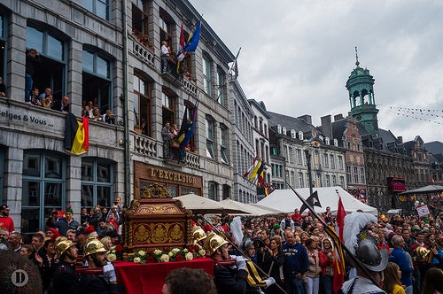 La hermosa ciudad de Mons en Bélgica, un destino especial para pasarla bien