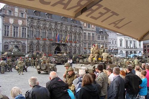 Mons en Bélgica 3