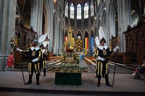Mons en Bélgica 5