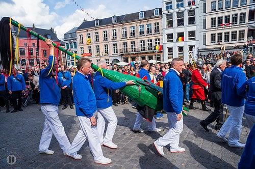 Mons en Bélgica 6
